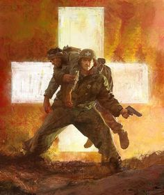 Medical Humor Military 48 Ideas For 2019 Army Mom, Army Life, Military Life, Military Art, Military Humor, Army Medic, Combat Medic, Craig Mullins, Navy Corpsman