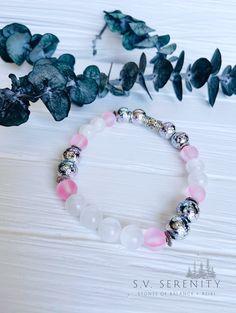 Handmade Gemstone Jewelry by S.V. Serenity on Etsy Gemstone Jewelry, Unique Jewelry, Serenity, Beaded Bracelets, Gemstones, Trending Outfits, Handmade Gifts, Etsy, Vintage