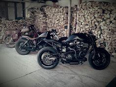 Buell S1,Yamaha XV1100,Jawa 125 Sport