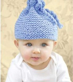 Baby Hat with a Twist  Skill Level: Some experience necessary Crafting Time: Varies Skill Level: Some experience necessary