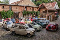 Fiat 500 Treffen Klein-Marzehns 2013 | Flickr - Fotosharing!