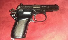 CZ-82 9mm Makarov