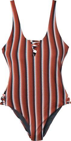 Tide One Piece Swimsuit | RVCA