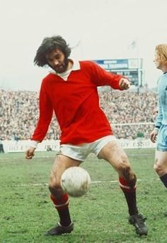 George Best Manchester United 1971