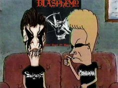 It's time for Beavis and Butthead to get grim!
