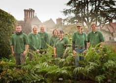 Our green fingered team!