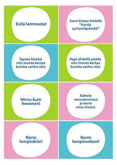 Seikkailukone: Huvipuisto Early Education, Special Education, Pre School, Back To School, Finnish Language, Team Building Exercises, Brain Breaks, Classroom Fun, Teaching Kindergarten