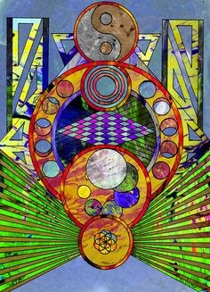 Tripping through the Cosmos Cosmos, Original Artwork, Fair Grounds, The Originals, Space, Outer Space
