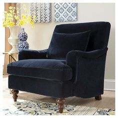 Upholstered Accent Chair - Donny Osmond Home