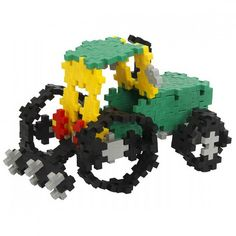 Plus-Plus Mini 480 Farma | edukacnehracky.sk Safari, Hello Kitty