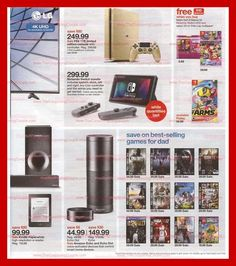 Target getting Switch stock on June 11th   According to Target's next flyer the Switch will be in-stock on June 11th. This should be nationwide but it appears to only be for brick-and-mortar stores. Good luck to anyone who tries to grab one!  from GoNintendo Video Games