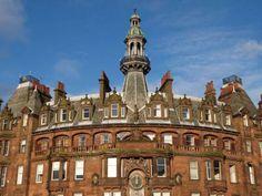 Glasgow Landmarks   Charring Cross Mansions