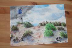 Lighthouse by GabrielaSzabova on Etsy