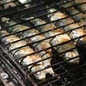 Portuguese Food - Sardinha Assada Click the pin for more!