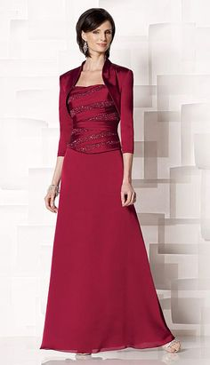Cameron Blake 213633 2pc Mother of the Bride Dress d2582955a781