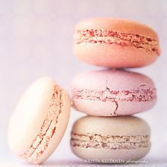macarons, of course!