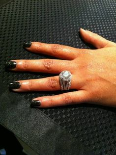 Evelyn Lozado Engagement Ring Cost #bling #engagement #ring