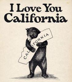 I love You, California