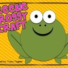 Freebie froggy craft :)- Pair with any frog book- Use with related science unit - Just for fun!Possible writing prompts:- Pretend you are th...
