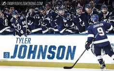 "#TBLightning ""Tyler Johnson"" Wallpaper (1680×1050) 
