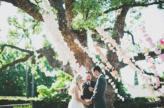 Free People Inspired Wedding: Stacy + Adam