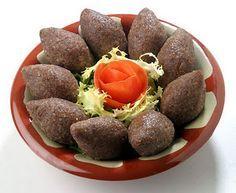 Lebanese Food: Kibbeh Recipe