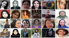 آماری از زندانیان سیاسی زن در ایران | Khodnevis
