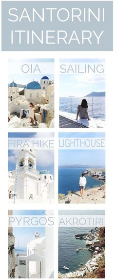 Greece Vacations Exotic Vacation Locations You Wish You Could Win a Trip to Santorini recommendations Santorini Travel, Greece Travel, Greece Trip, Greece Itinerary, Oia Santorini, Barbados Travel, Greece Honeymoon, Red Beach Santorini, Santorini Greece Vacation