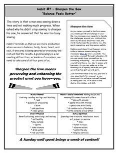 Michele Corbat on | School, Covey habits and School leadership