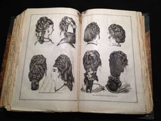 1874 hairstyles Peterson's Magazine