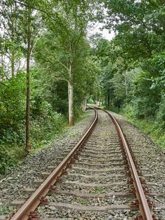 auf einer Draisinenfahrt an der Nordsee Railroad Tracks, Holiday Photos, North Sea, Train Tracks