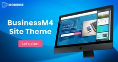 Mobirise HTML5 Website Creator v4.6.6 - BusinessM4 Theme!  Live Demo: https://mobirise.com/extensions/businessm4/  BusinessM4 is a brand-new Mobirise Bootstrap business theme for entrepreneurs and businessmen.