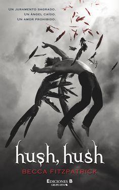 Reseña 'Hush, Hush' de Becca Fitzpatrick  http://abrazandolibros.blogspot.com.ar/2014/01/resena-hush-hush-becca-fitzpatrick.html