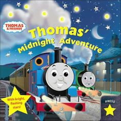 Thomas' Midnight Adventure (Light Book Range) by Rev. W. Awdr