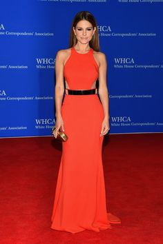 Maria Menounos attends the 101st Annual White House Correspondents' Association Dinner - April 25, 2015