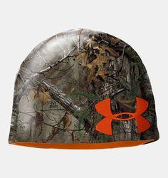 39328cabc6f Men s UA Reversible Camo Beanie. Fishing ShirtsUnder Armour HuntingUnder ...