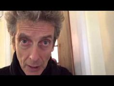 Peter Capaldi Makes The Doctor | Larkable.com
