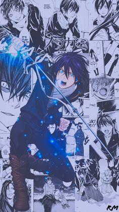 Noragami Bishamon, Anime Noragami, Noragami Cosplay, Fanarts Anime, Anime Characters, Manga Anime, Anime Art, Animes Wallpapers, Cute Wallpapers