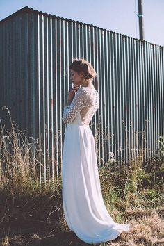 Pinterest : 25 robes pour se marier en automne | Glamour