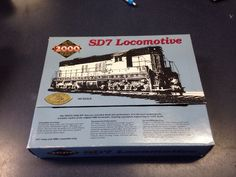 Proto 2000 Life Like HO SD7 Locomotive 8098 8589 Pennsylvania New C 9 | eBay