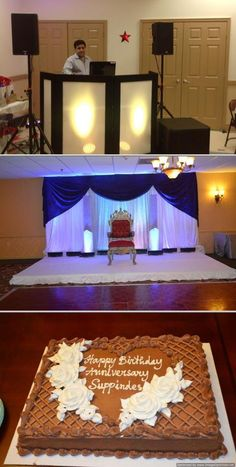 This enterprise provides professional DJ wedding music entertainment services. They also offer DJ services for anniversaries, birthday parties, sweet 16s, graduations, and more. View more photos and reviews for this wedding entertainer.