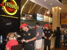 Fatburger Middle East