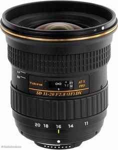 Tokina 11-20mm f/2.8