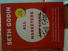 Anything by #SethGodin is on our recommended reading list. #Marketing