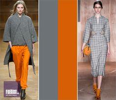 """С чем сочетается серый цвет в одежде? Идеи ансамблей — Имя """"Мода"""""""