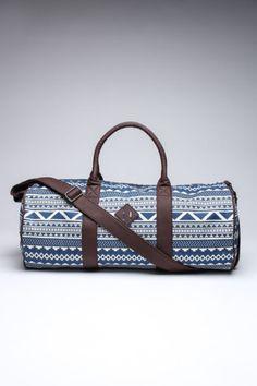 The British Belt Company Zayn Alberta Barrel Bag