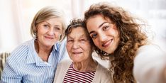 The menopause, there is more and more scientific evidence that the age at which women end up in the transition is genetically determined. Genetics, Dentistry, Brand Identity, Dna, Stock Photos, Couple Photos, Health, Portal, Image