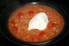 A Year of Slow Cooking: CrockPot African Peanut Soup