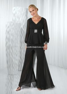 b027272198a Online Shop 40089 mother of the bride dress pant suits mother of the groom  outfits black dresses