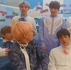 My heart is smiling when Jimin and Jungkook smile at each other